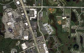 Treasure Coast Mall Map Commercial Construction Pineapple Commons C R Wilson