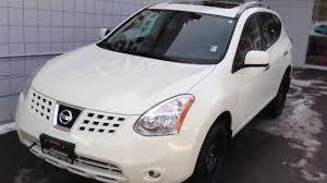 Nissan Rogue 4wd - 2010 nissan rogue sl youtube