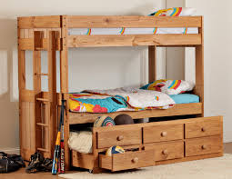Wooden Bunk Beds With Storage Latitudebrowser - Wooden bunk beds with drawers