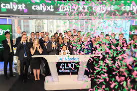 newest calyxt stock rises as it become minnesota u0027s newest public company