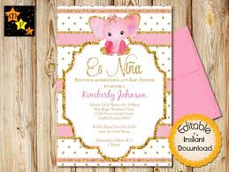 baby shower invitations in spanish baby shower invitations in