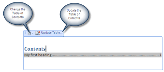 how to create a table of contents in microsoft word shaunakelly com