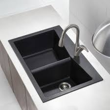 dual mount kitchen sink granite kitchen sinks kraususa com