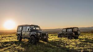 land rover safari for sale east coast defender goes west coast meet up with autoweek robb