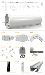 l shaped shower curtain rods with ce ul ccc electric curtain blind