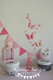 decoration chambre fille papillon deco chambre bebe fille papillon avec d coration chambre enfant