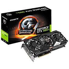 graphics card sale black friday amazon amazon com gigabyte geforce gtx 980ti 6gb g1 gaming oc edition