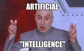 Ai Meme - dr evil ai meme jpg 550 332 artificial intelligence pinterest