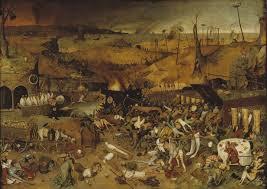 Pieter Bruegel Blind Leading The Blind The Triumph Of Death Pieter Bruegel The Elder The Black Death