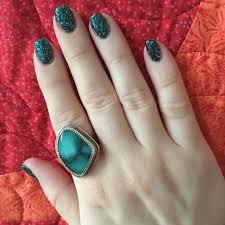 turquoise nail art designs simple nail design ideas 76150
