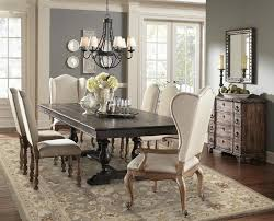 trestle dining table set pulaski furniture montserrat trestle dining set best price free
