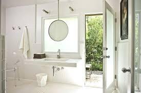 Mirror On Mirror Bathroom Hanging Mirror In Bathroom Juracka Info