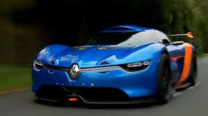 renault alpine celebration renault alpine a110 50 concept hits the track autoevolution