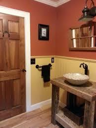 country bathroom ideas 48 lovely primitive bathroom ideas derekhansen me