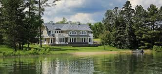 bluewater twin home leech lake minnesota vacation rentals