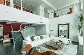 bright floor l for living room multi textured living room features bright white l shaped sectional