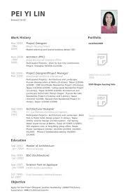 Landscape Resume Samples by Project Designer Resume Samples Visualcv Resume Samples Database
