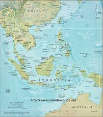 map world asia physical map of southeast asia map of usa states