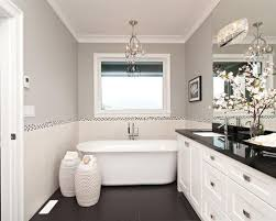 White Vanity Houzz - White cabinets bathroom design