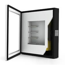 cabinet mount wine cooler quadro vino single temperature wall mounted chagne cabinet 4