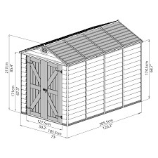 Suncast Horizontal Utility Shed Bms2500 by Rubbermaid 3748 Horizontal Storage Shed 18 Cubic Ft Walmart Com