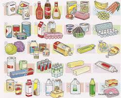 containers quantities dictionary for kids