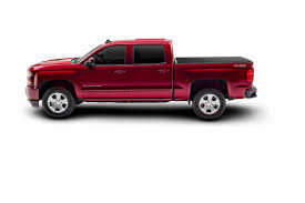Chevy Silverado 1500 Truck Bed Covers - chevy silverado 1500 5 8 u0027 bed 2014 2018 truxedo pro x15 tonneau