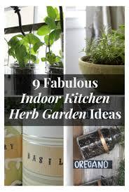 9 fabulous indoor kitchen herb garden ideas baking with bridget