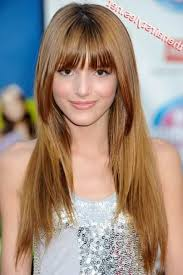 long hairstyles bangs