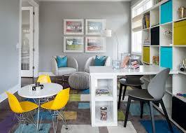 jeux de au bureau comment combiner bureau élégant et salle de jeux dans une même pièce