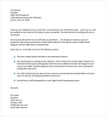 sample standard business letter format 7 free documents in pdf word