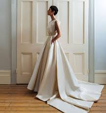wedding dresses in london bespoke bridal wear designed by lessin london