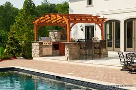 custom vinyl u0026 wood pergolas for patio u0026 garden homestead structures