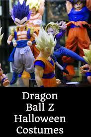 Dragon Ball Halloween Costumes 25 Goku Costume Ideas Goku Bulma