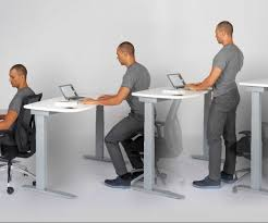Sit To Stand Desk Ikea Picture Adjustable Standing Desk Ikea Together With Adjustable