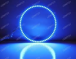halo light rings images Multi color rgb led angel eye halo ring kit for ford mustang jpg