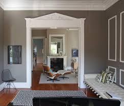 gray walls contemporary living room behr squirrel design