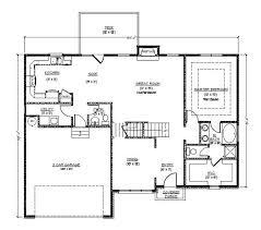 3 bedroom ranch house floor plans beautiful 3 bedroom ranch floor plans for hall kitchen bedroom