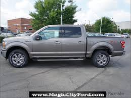 2018 new ford f 150 xlt at magic city ford lincoln roanoke serving