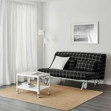 klippan sofa bed twelve great looking sofa beds that won t cr your style
