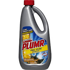 Home Remedies For Clogged Tub Drains by Shop Drain Cleaners At Lowes Com