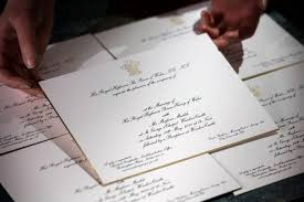 wedding invitations cost royal wedding how much the invitations cost money