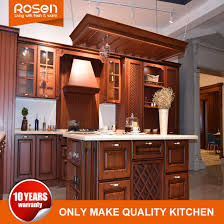 new solid wood kitchen cabinets china modern new style all solid wood kitchen