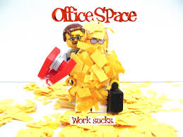 Lego Office by Lego Office Space Wallpaper Lego Office Space Custom Mini U2026 Flickr