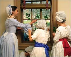 Decoration For Christmas In France by Traditions Another Look At Christmas In The Eighteenth Century