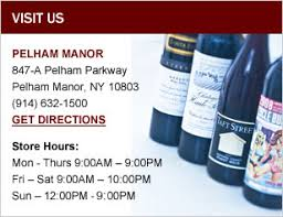 pelham manor fairway wines