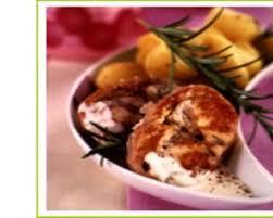 cuisiner rable de lapin recette râbles de lapin à la crème de romarin