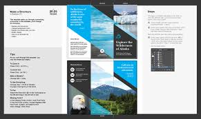 brochure templates adobe illustrator professional brochure templates adobe