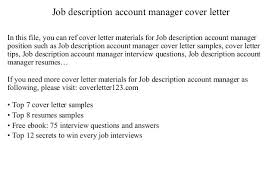 executive manager cover letter cover letter sample