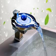 aliexpress com buy maxswan led faucet led bathroom basin faucet
